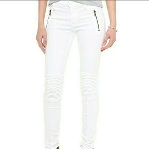 Hudson  Stark Moto Super Skinny Jean's